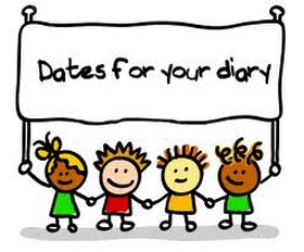 Image result for dates for your diary 2019